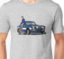 Paul Walker interpretation art - Fast Furious 7 Unisex T-Shirt