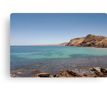 Second Valley, South Australia Canvas Print