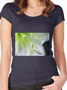 Springtime's Beauty Women's Fitted Scoop T-Shirt