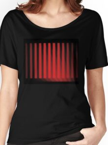 wave or particle? Women's Relaxed Fit T-Shirt