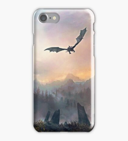 Dragon Mountain iPhone Case/Skin
