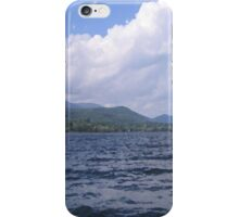 Painted Lake iPhone Case/Skin