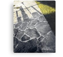 Long wait in the shade Metal Print