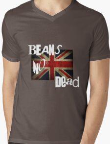 Beans Pistols Mens V-Neck T-Shirt