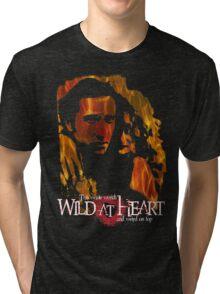 David Lynch's Wild At Heart Tri-blend T-Shirt