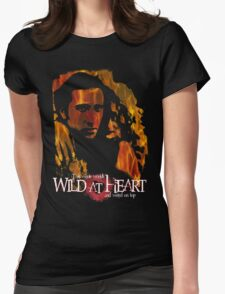 David Lynch's Wild At Heart Womens Fitted T-Shirt