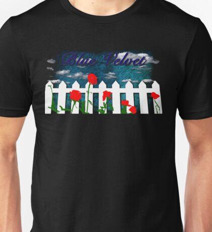David Lynch's Blue Velvet Unisex T-Shirt