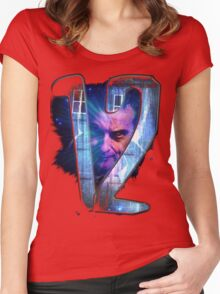 Dr Who - The Twelfth Doctor Women's Fitted Scoop T-Shirt