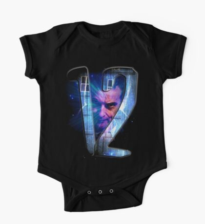 Dr Who - The Twelfth Doctor One Piece - Short Sleeve