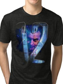 Dr Who - The Twelfth Doctor Tri-blend T-Shirt