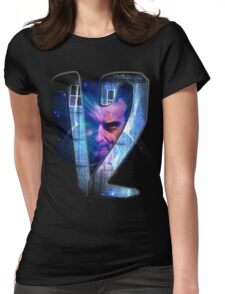 Dr Who - The Twelfth Doctor Womens Fitted T-Shirt