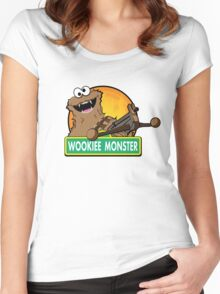 I like my cookies Chewy! Women's Fitted Scoop T-Shirt