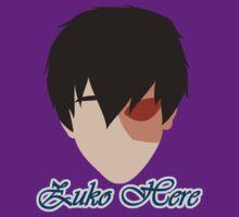 Zuko Here by Jeremiah88