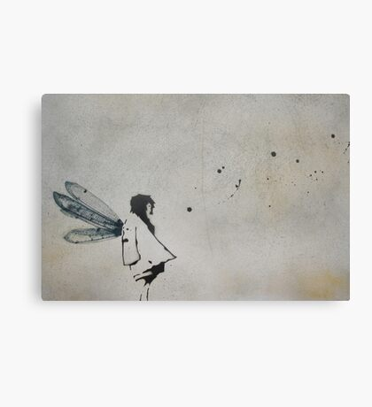 'i want to fly' Canvas Print
