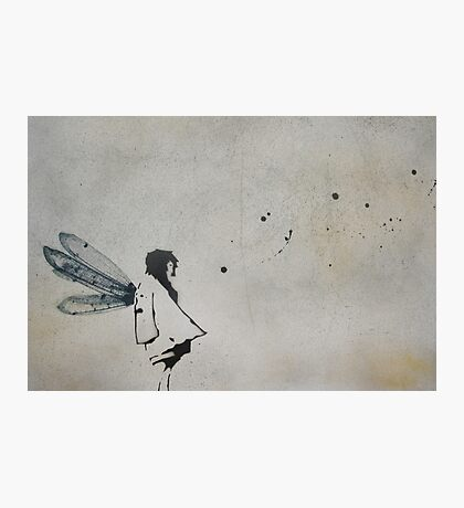 'i want to fly' Photographic Print