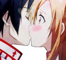 Sword Art Online Kiss Sticker