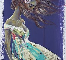 Paper Doll by Sara Riches