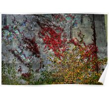 Northcountry Ode to Pollock Poster