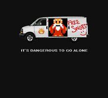 It's Dangerous to Get in the Van Unisex T-Shirt