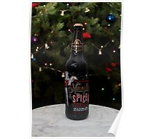 Naughty & Spiced - Porter - Russell Brewing Company Poster