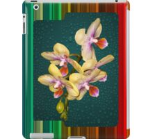Orchid Flower Spray iPad Case iPad Case/Skin
