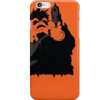 """look me in the eye and tell me i'm crazy"" iPhone Case/Skin"