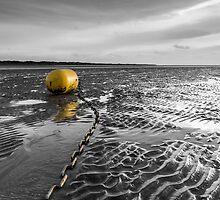 Buoy & Ripples by Gary Clark