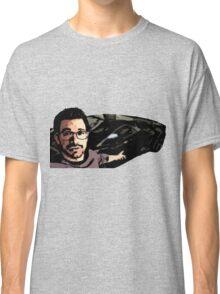 Tai Lopez In His Garage Classic T-Shirt