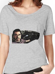 Tai Lopez In His Garage Women's Relaxed Fit T-Shirt