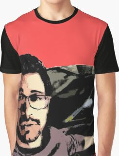 Tai Lopez In His Garage Graphic T-Shirt