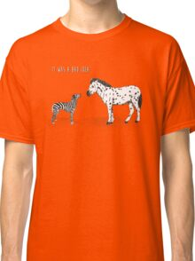 Bad idea Classic T-Shirt