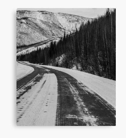 Alaska ............. Canvas Print
