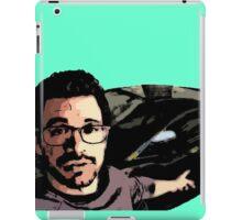 Tai Lopez In His Garage iPad Case/Skin