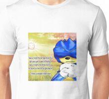 pray sonic pray Unisex T-Shirt