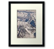 What a view ~ WOW !!! Framed Print