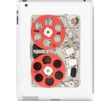 Nagra SN recorder iPad case iPad Case/Skin