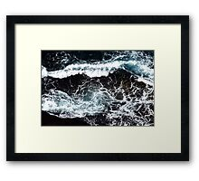 Severity ............... Framed Print