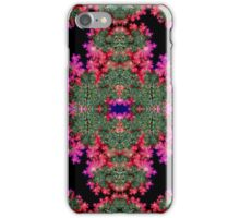Fractal Symmetry iPhone Case/Skin