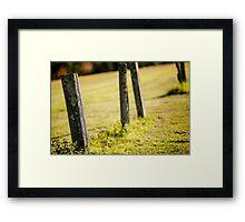 Ordinary............. Framed Print