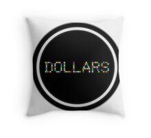 Dollars - Durarara!! Throw Pillow