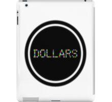Dollars - Durarara!! iPad Case/Skin