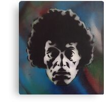 The Fourth Doctor Canvas Print