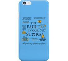 The Fault In Our Stars v.2 iPhone Case/Skin