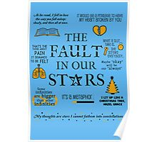 The Fault In Our Stars v.2 Poster