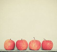 Apples by Cassia