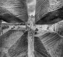 Arrow Slit by Nigel Bangert