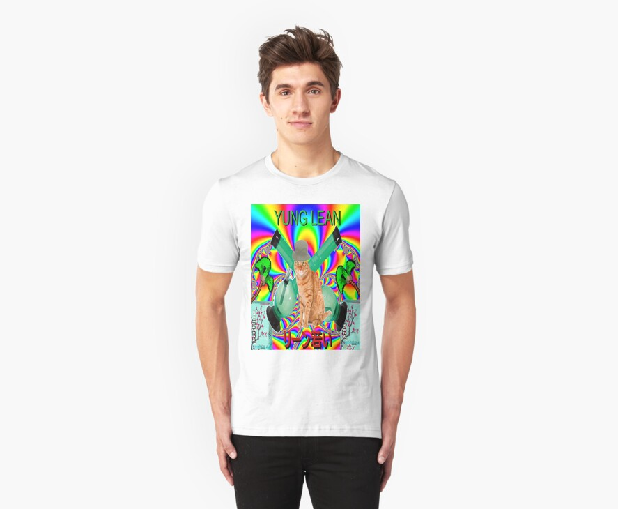 Yung Lean Insane Shirt by ReckinRectums