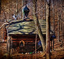 Church on the Mount Parish House by PineSinger