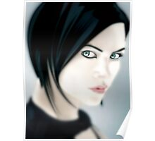 Charlize Theron as Aeon Flux [iPhone / iPod case / Print] Poster