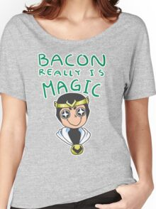 Bacon Really Is Magic Women's Relaxed Fit T-Shirt